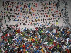 LEGO BIONICLE Hero 500g Random Bundle Parts & Pieces Assorted Various Lot 0.5KG